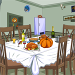 Thanksgiving Room Escape