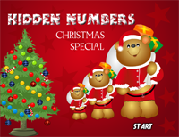 Hidden Numbers : Christmas Special
