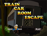 Train Car Room Escape