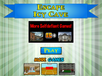 Escape Icy Cave
