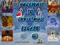 Halfway to Christmas Escape