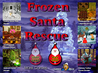 Frozen Santa Rescue