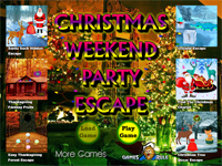 Christmas Weekend Party Escape