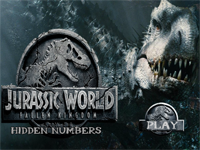 HOG Jurassic World : Fallen Kingdom : Hidden Numbers