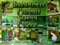 G2R Abandoned Primary School Escape
