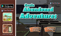 GFG Genie Abandoned Adventures