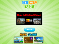 MC Toon Escape : Ice Rink