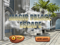 365E Magic Palace Escape