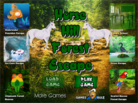 WOW Horse Hill Forest Escape