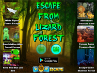 WOW Escape From Lizard Forest