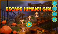 AVM Escape Jumanji Girl