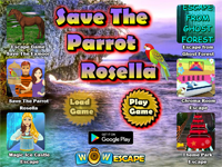 WOW Save The Parrot Rosella