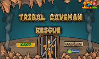 G2J Tribal Caveman Rescue