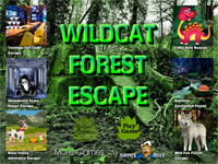 G2R Wildcat Forest Escape
