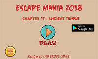 NSR Escape Mania 2018 : Chapter 1
