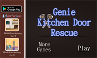 GFG Genie Kitchen Door Rescue