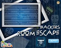 Hackers Room Escape
