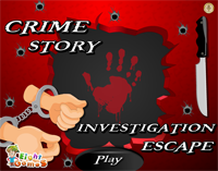 Crime Story Investigation Escape
