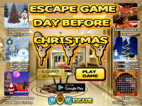 Escape Game Day Before Christmas