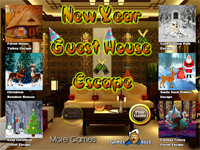 New Year Guest House Escape