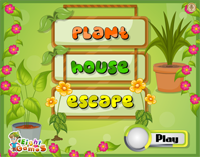 Plant House Escape