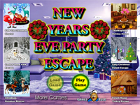 New Years Eve Party Escape
