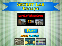 Secret-Lab-Escape