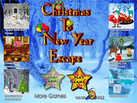 Christmas To New Year Escape