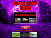Lonely Escape : Hotel