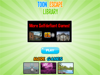 Toon Escape : Library