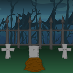Toon Escape : Graveyard