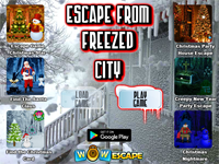 Escape From Freezed City