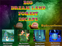 Big Dream Land Forest Escape