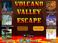 Volcano Valley Escape