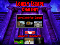 Lonely Escape : Cemetery