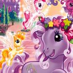 Hidden Numbers : My Little Pony