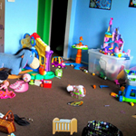 Hidden Objects Kids Messy Room