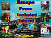 Escape From Isolated Island