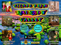 Escape From Rainbow Valley