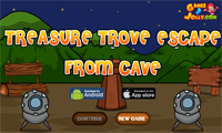 G2J Treasure Trove Escape From Cave