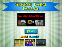 Spring Farm Escape