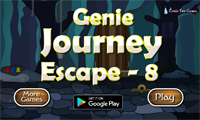 GFG Genie Journey Escape 8