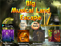 BIG Musical Land Escape