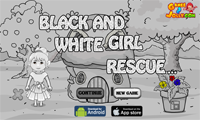 G2J Black And White Girl Rescue
