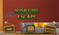 8B Irish Girl Escape