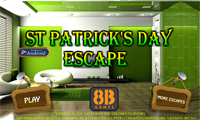 8B St Patrick-s Day Escape