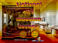 National Art Museum Escape