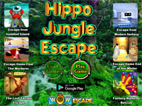 Hippo Jungle Escape