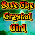 Save The Crystal Girl