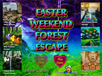 Easter Weekend Forest Escape